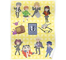 Persona 4 Poster