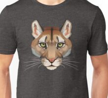 Cougar Face Unisex T-Shirt