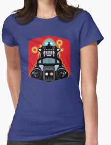 Robbie Womens Fitted T-Shirt