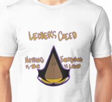 Lecher's Creed -- VARIANT Unisex T-Shirt