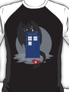 Toothless TARDIS T-Shirt