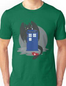 Toothless TARDIS Unisex T-Shirt