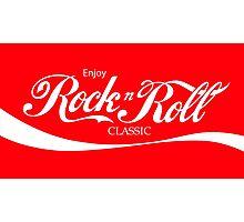 Rock & Roll Photographic Print
