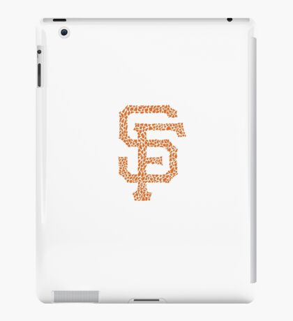 SF Giants Stained iPad Case/Skin