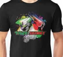 Tiger and bunny helmet Unisex T-Shirt