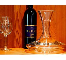 Trump Winery     ^ Photographic Print