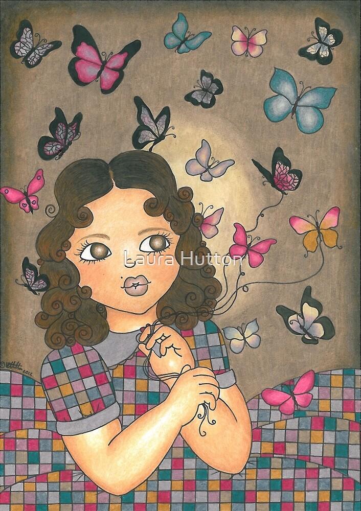 Amelié by Laura Hutton