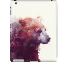 Bear // Calm iPad Case/Skin