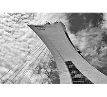 Olympic Stadium Photographic Print