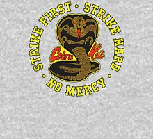 Cobra kai - Strike First - Strike Hard - No Mercy - Yellow Light Variant Unisex T-Shirt
