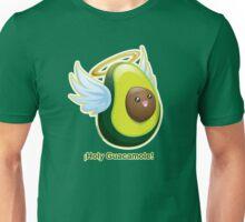 Holy Guacamole Cute Pun Avocado Unisex T-Shirt