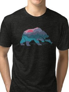 Bear Country Tri-blend T-Shirt