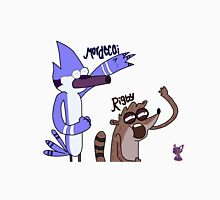 draw mordecai and rigby Unisex T-Shirt