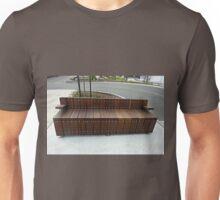 Bench Seat - Swimming Pool, Hoppers Crossing Vic. Australia Unisex T-Shirt