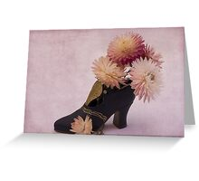 Just One Shoe! Greeting Card