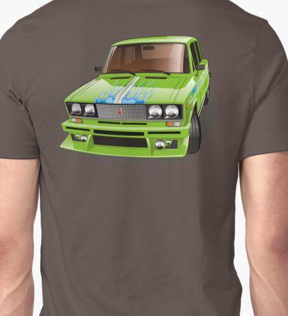 Custom Car Unisex T-Shirt