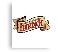 Flapjack Canvas Print