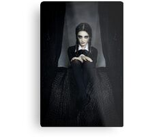 Every Day Should Be Wednesday Metal Print
