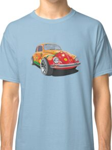 Custom Bug with graffity Classic T-Shirt
