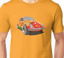 Custom Bug with graffity Unisex T-Shirt