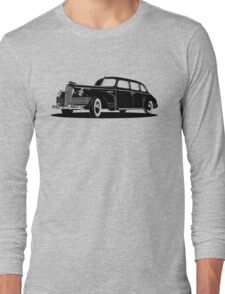 Retro limousine Long Sleeve T-Shirt