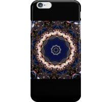 Girl Faces in a Ring Star iPhone Case/Skin