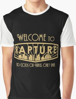 Bioshock Welcome to Rapture Graphic T-Shirt
