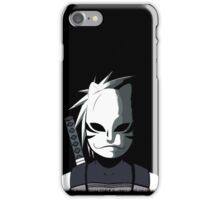anbu-kakashi iPhone Case/Skin