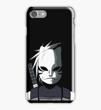 anbu-kakashi iPhone Case/Skin