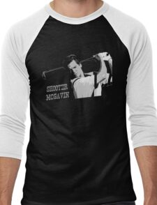 Shooter Mcgavin Funny Golf Shirt Men's Baseball ¾ T-Shirt