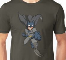 Hero in the dark Unisex T-Shirt