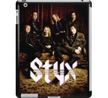 Styx band Ferryman tour 2016 SAM03 iPad Case/Skin