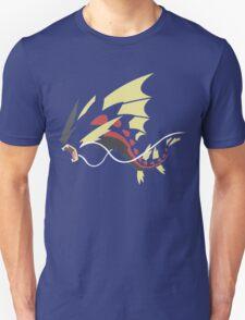 Pokemon: Gyrados (Minimalist) Unisex T-Shirt