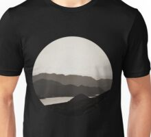 Mountains And A Lake Unisex T-Shirt