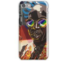 A happy man  iPhone Case/Skin