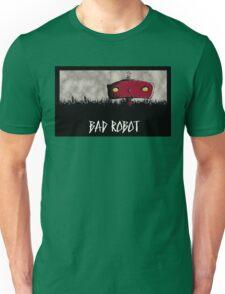 Bad Robot Lost Alcatraz Revolution Film CHARCOAL Unisex T-Shirt