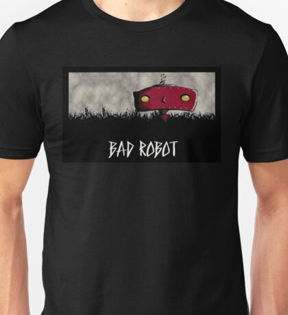 Bad Robot Lost Alcatraz Revolution Film CHARCOAL Unisex T-Shirt