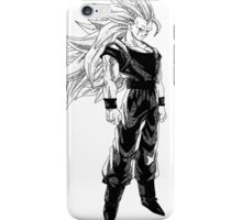 Goku super saiyan 3 (dark shirts) iPhone Case/Skin
