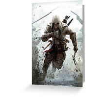 Assassins Creed 2 Greeting Card