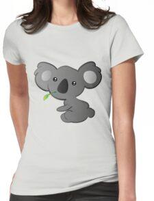 Koala Womens Fitted T-Shirt