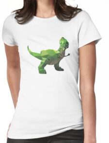 Rex - Toy Story Themed T-Shirt Womens Fitted T-Shirt