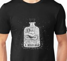 A smooth sea nerver made a skilled sailor Unisex T-Shirt