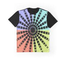 Couleur géométrique Graphic T-Shirt