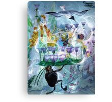 A FAE TOAST TO FLIGHT Canvas Print