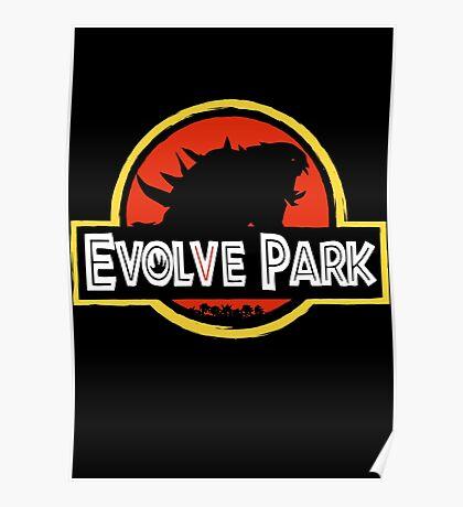 Evolve Park Poster