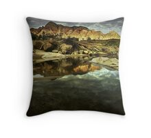 Mount Giles, Central Australia Throw Pillow
