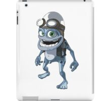 Crazy Frog Funny iPad Case/Skin