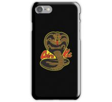 Cobra kai - Logo iPhone Case/Skin