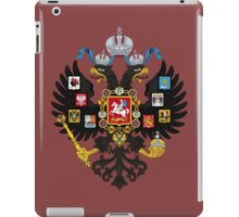 Russian Coat of Arms iPad Case/Skin