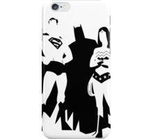 justice league iPhone Case/Skin